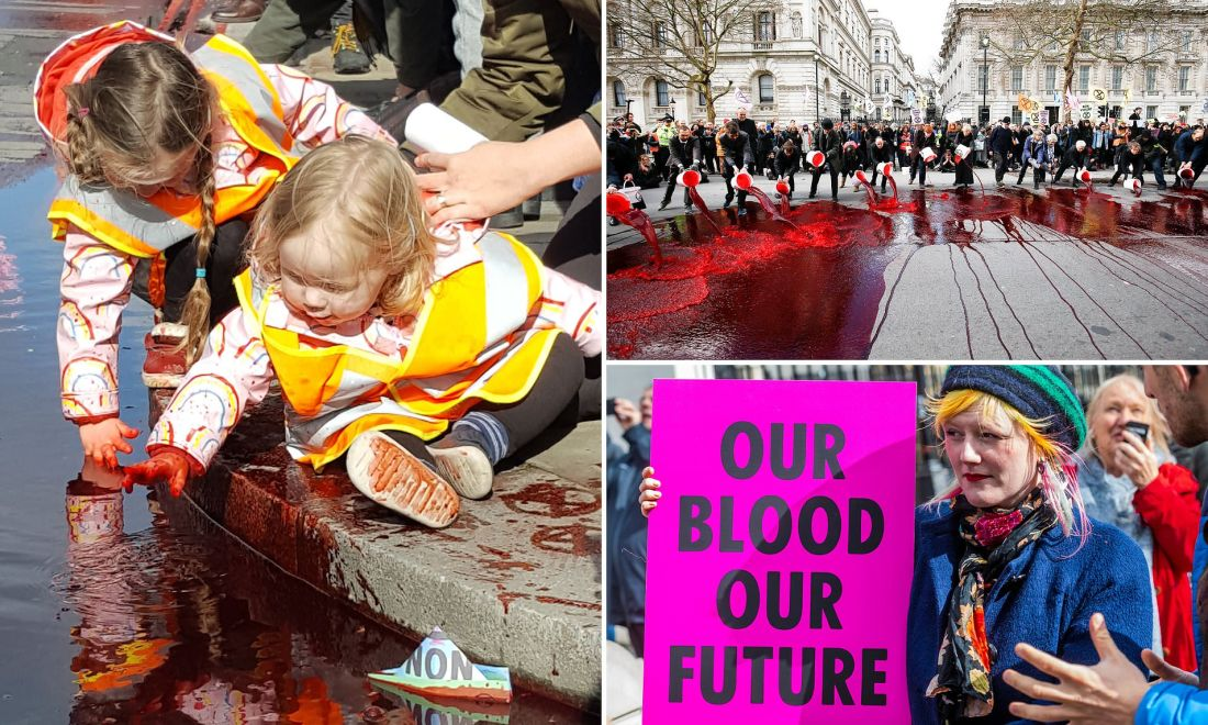 Blood of our children