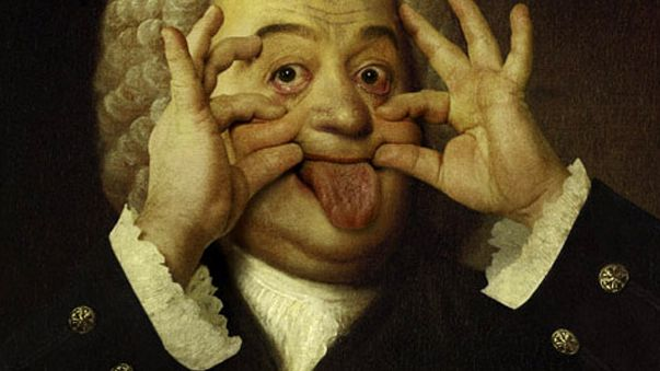 silly Bach